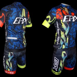 LimitedEdition Men's Urbo GoFierce Cycling Shorts (Men's BIBS) (M/2XL Left In Stock!)