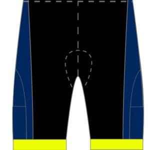 Fearless Endurance Airflow + Tri Shorts (Neon)