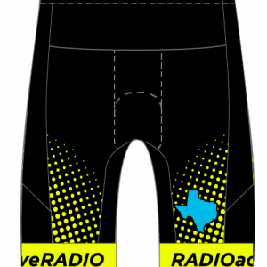 Radioactive GoFierce Tri Shorts
