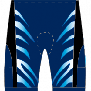 Fearless Endurance Airflow + Tri Shorts (Blue)
