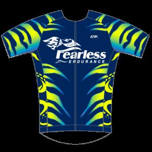 Fearless Endurance GoFierce Aero Tri Jersey (Neon)