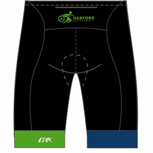 Harford Multisport GoFierce Tri Shorts (Regular Length)