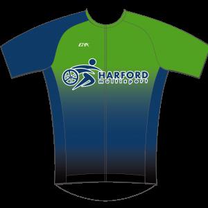 Harford Multisport GoFierce Aero Tri Jersey