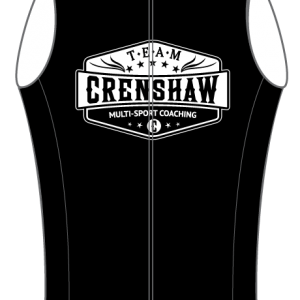 Team Crenshaw Summer Cycling Vest