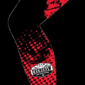 Team Crenshaw Winter Leg Warmers (Grunge)