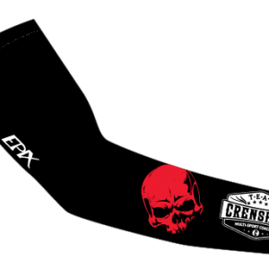 Team Crenshaw Winter Arm Warmers (Skulls)