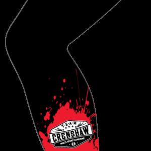 Team Crenshaw Winter Leg Warmers (Skulls)