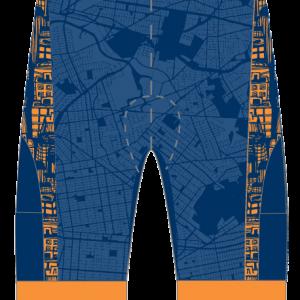FRNY Airflow + Tri Shorts *FLEECE Padding