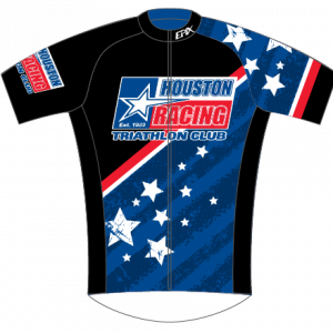 HRTC Mens Performance Cycling Jersey