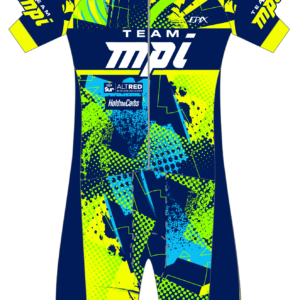 Team MPI GoFierce Aero Pro Edition Short Sleeve 1 Piece