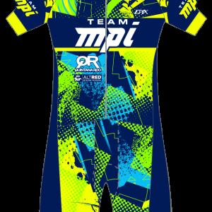 Team MPI GoFierce Aero Pro Edition Short Sleeve 1 Piece