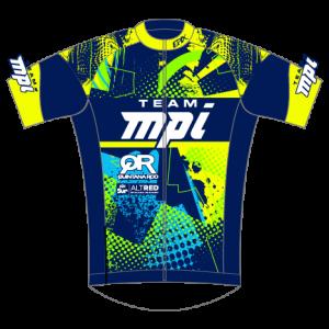 Team MPI GoFierce Cycling Jersey