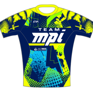 Team MPI GoFierce Podium Tee