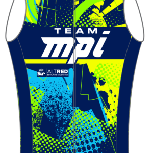 Team MPI Fall Cycling Vest
