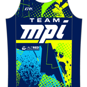 Team MPI GoFierce Running Singlet