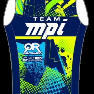 Team MPI NEW Fall Cycling Vest