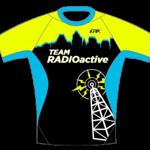 Radioactive GoFierce Running Tee
