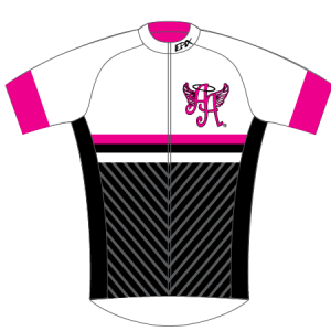 Ainsley's Angels Performance Cycling Jersey