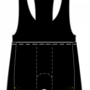 Radioactive GoFierce Cycling Shorts (Men's Bib / Women's Waistband)