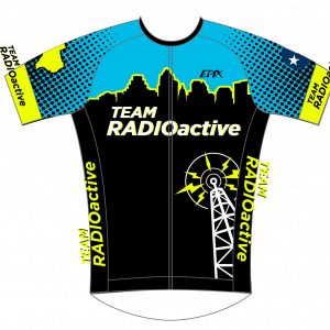 Radioactive GoFierce Aero Tri Jersey Pro Edition