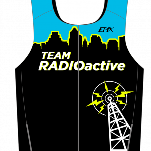Radioactive GoFierce Tri Top