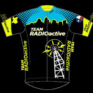 Radioactive GoFierce Cycling Jersey