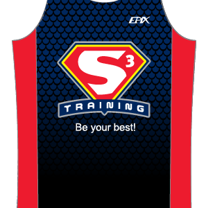S3 Training GoFierce Running Singlet
