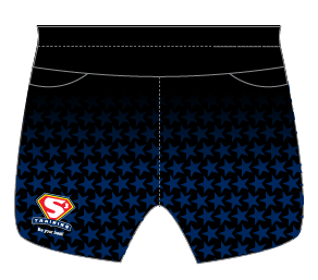 S3 Training GoFierce Running Shorts