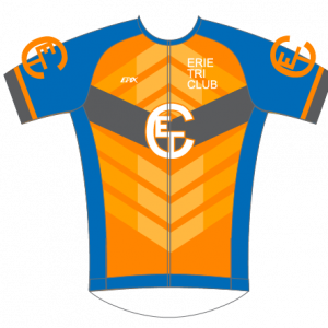 Erie Tri Club GoFierce Aero Tri Jersey