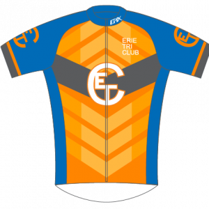Erie Tri Club Performance Cycling Jersey