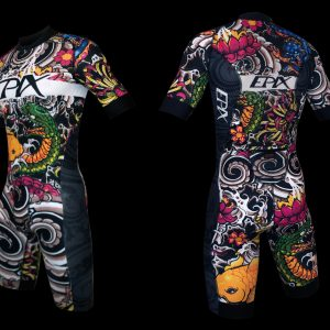 LimitedEdition Irezumi GoFierce Aero Pro Edition Short Sleeve 1 Piece
