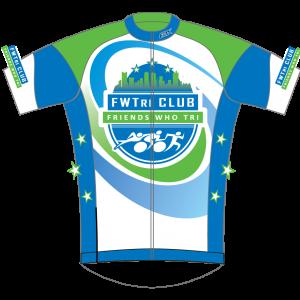 FWTri GoFierce Cycling Jersey