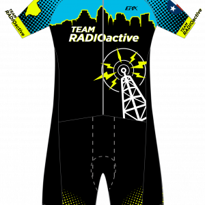 Radioactive GoFierce Aero Pro Edition Short Sleeve 1 Piece