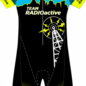 Radioactive GoFierce Aero 1 Piece