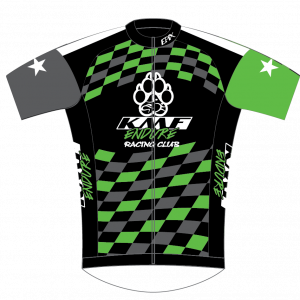 KMF GoFierce Cycling Jersey