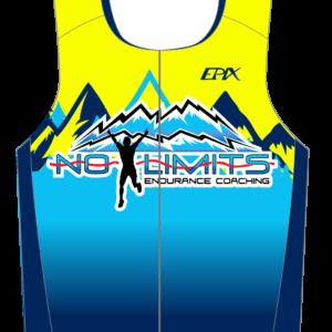 No Limits Endurance GoFierce Tri Top
