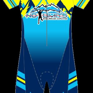 No Limits Endurance GoFierce Aero 1 Piece