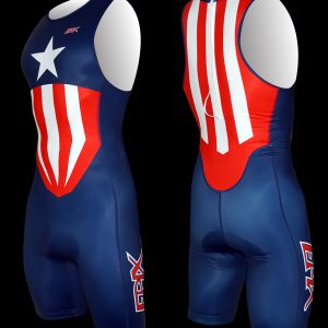 LimitedEdition Women's Hero Rear-Zip Tri Suit