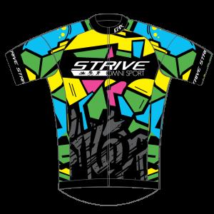 Strive Omni GoFierce Cycling Jersey