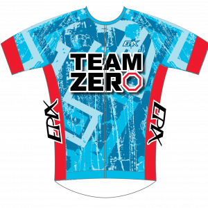Zero Cancer GoFierce Aero Tri Jersey Pro Edition