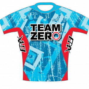 Zero Cancer NEW GoFierce Running Tee