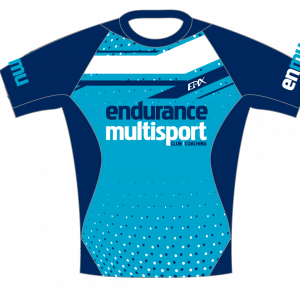 Endurance Multisport NEW GoFierce Running Tee