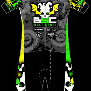 BSC Multisport GoFierce Aero Pro-Edition Short Sleeve 1 Piece