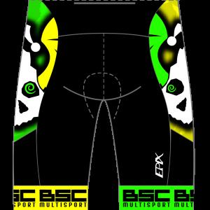 BSC Multisport GoFierce Tri Shorts (Regular Length)