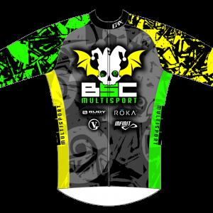 BSC Multisport GoFierce Heavy Winter Jacket (removable sleeves)