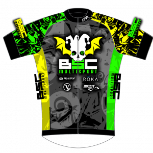 BSC Multisport Pro-Edition Cycling Jersey