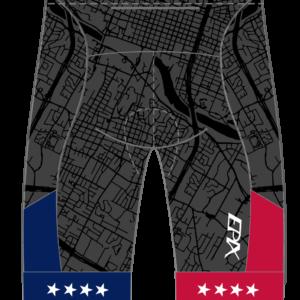 Austin Tri Club GoFierce Tri Shorts (Regular Length)