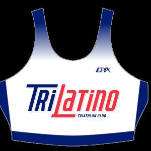 Tri Latino GoFierce Women's Tri Bra (WHITE)