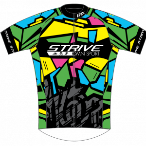 Strive Omni Performance Short Sleeve Cycling Jersey