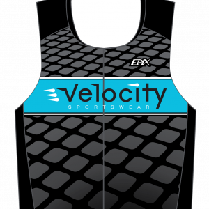 TriMafia GoFierce Sleeveless Tri Top VELOCITY DESIGN